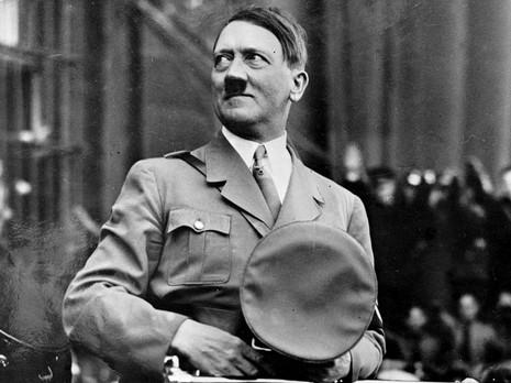 אדולף היטלר. רעיונות אידיאליסטיים מעוותים צילום: אי-פי
